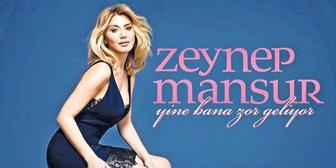 Zeynep'ten yeni albüm