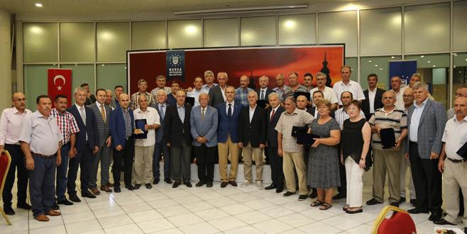 Altepe: Bursa'yı geleceğe taşımaya devam edeceğiz