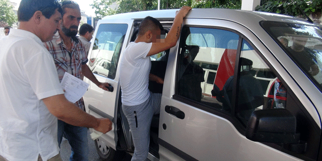 Bursa polisi aranan hırsızı yakaladı