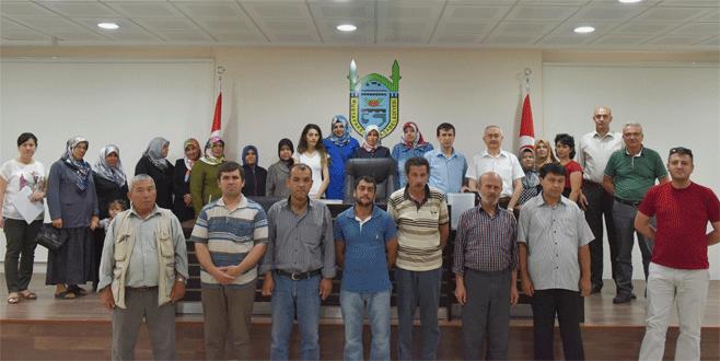 Belediyeden 30 kişilik istihdam