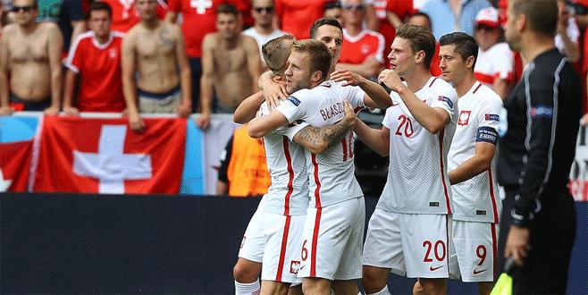 Polonya tarihinde ilk kez çeyrek finalde