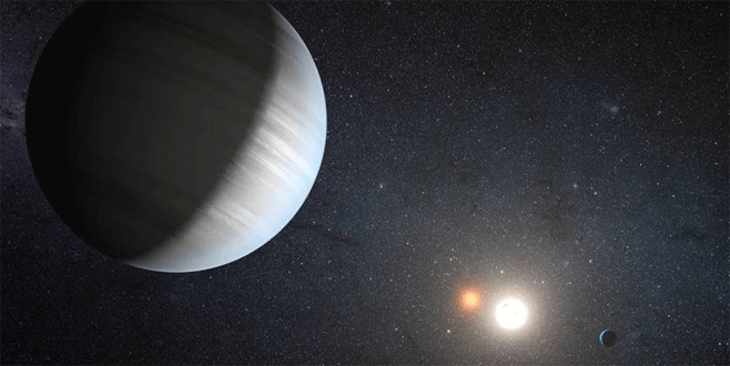 Üç yeni gezegen keşfedildi