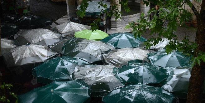 Meteoroloji uyardı! Yağmur geliyor!