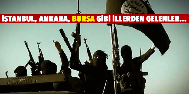 Polisin IŞİD raporu: Türkiye büyük zorluklarla karşı karşıya