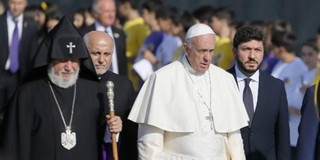 Papa neden 'soykırım' dediğini açıkladı