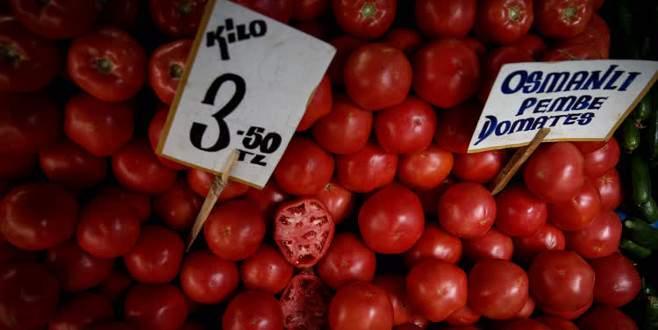 Bursa'da domatesin fiyatı 3 katına çıktı