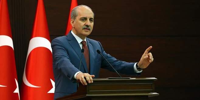Kurtulmuş'tan 'vize serbestisi' açıklaması