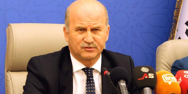 Cemalettin Torun: 'Görevden alma olayı dedikodudan ibaret!'