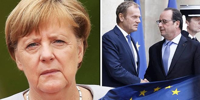 'Avrupa süper devleti'