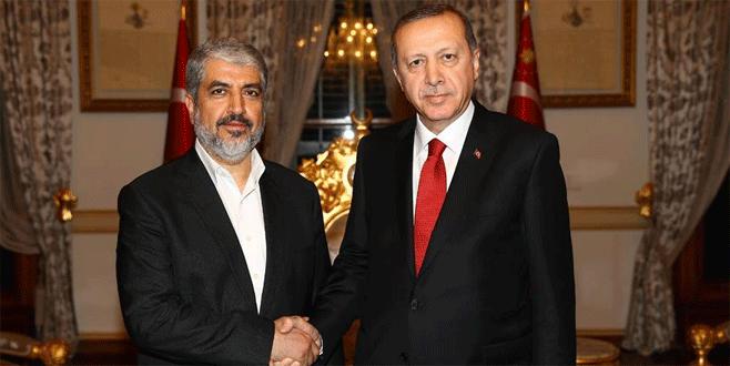 Hamas'tan Türkiye'ye Gazze teşekkürü