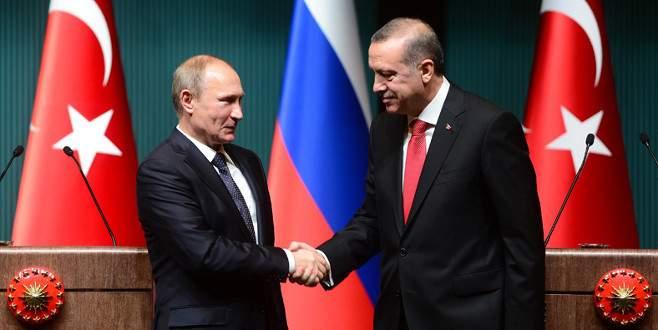 'Erdoğan ve Putin yarın telefonda görüşecek'