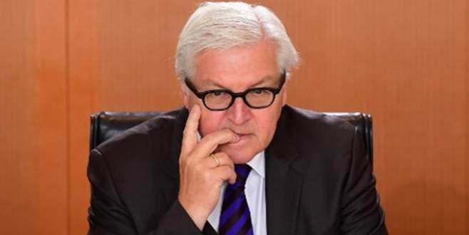 Almanya Dışişleri Bakanı Steinmeier Ermenistan'a gidiyor