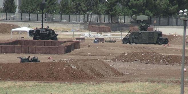 Kilis'i IŞİD roketlerinden 'Serhat' ve 'Korkut' koruyacak