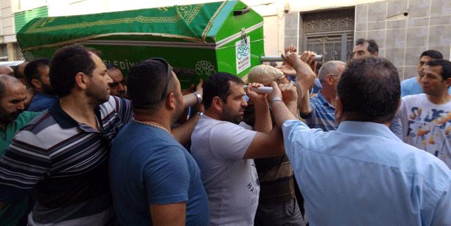 Bursa'da silahla öldürülen Serdar Aktaş toprağa verildi