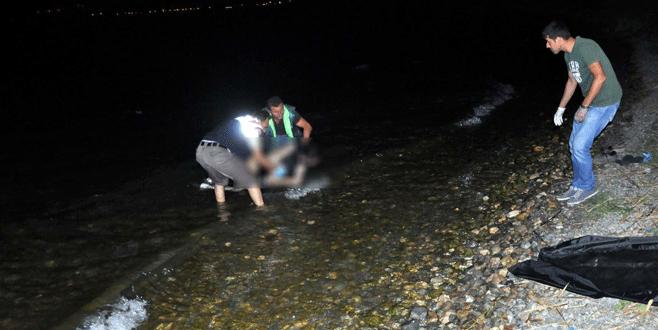 Bursa'da serinlemek için göle giren kişi boğuldu