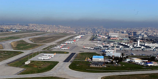 Saldırı sonrası Atatürk Havalimanı'yla ilgili flaş karar!