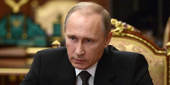 Putin'den Türk halkına taziye
