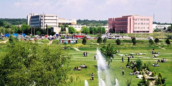Uludağ Üniversitesi'nden güvenlik önlemi