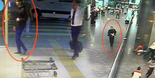 Canlı bomba Atatürk Havalimanı'na böyle geldi