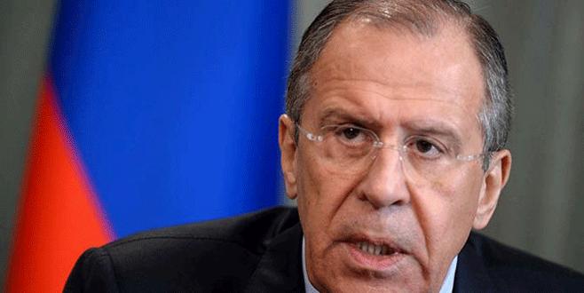 Rusya Dışişleri Bakanı Lavrov'dan Türkiye açıklaması