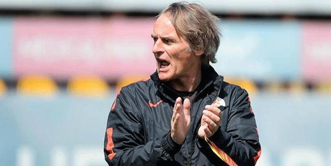 Galatasaray, Riekerink ile 1 yıl daha uzattı