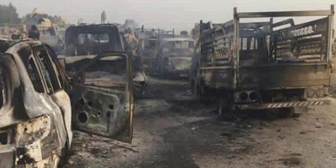 Irak'ta 750'den fazla IŞİD'li öldürüldü