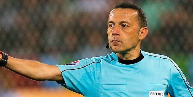 Cüneyt Çakır'a EURO 2016'da bir şok daha