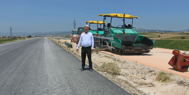 Yenişehir'de ulaşım atağı