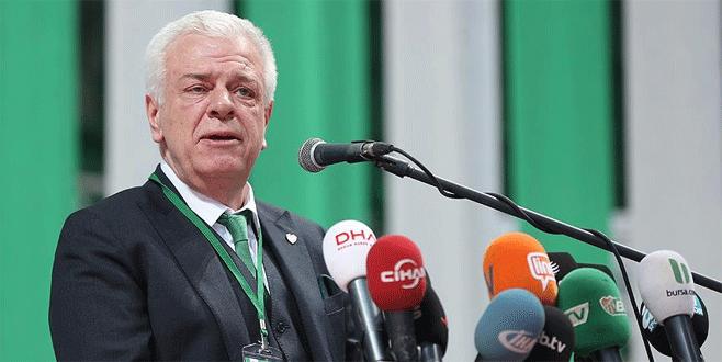 Bursaspor'da hedef hem sportif hem mali başarı