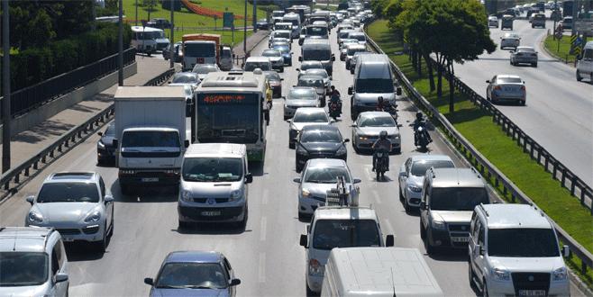 Merkezde sıkışan trafiğe çözüm: Altepe'den 2 yeni yol seferberliği