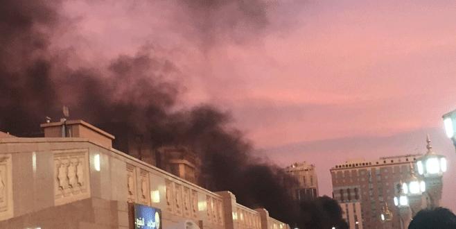 Suudi Arabistan'da patlama!