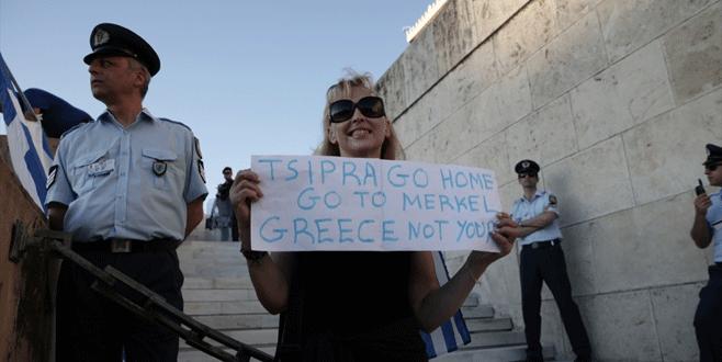 Yunanistan'dan kapital kontrol düzenlemesi