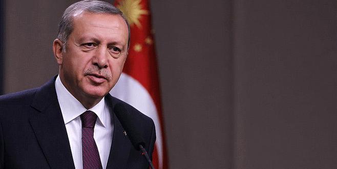 Erdoğan: DAEŞ Müslümanların bağrına saplanmış bir hançerdir