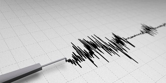 3,6 büyüklüğünde deprem!