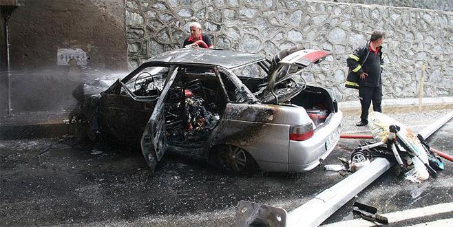 Bayram tatilinde 5 günün kaza bilançosu: 70 ölü, 517 yaralı
