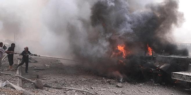 Haseke'de bombalı saldırı: 25 ölü