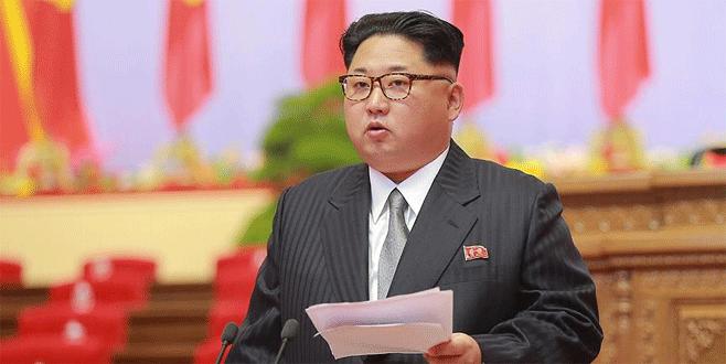 ABD, Kim Jong-un'u kara listeye aldı