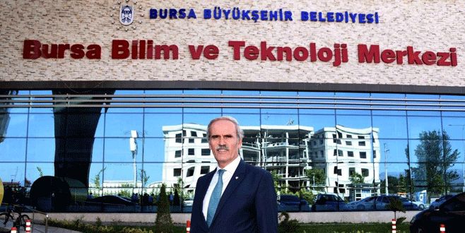 Bursa kendi astronotunu yetiştirecek