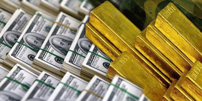 Dolar ve altın geriledi petrol yükseldi