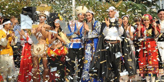 Bursa'da Altın Karagöz coşkusu başladı