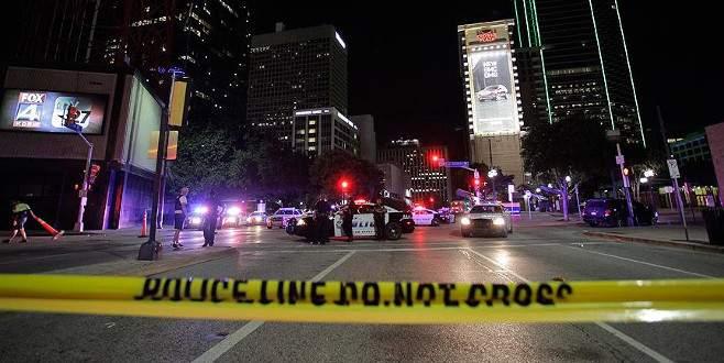 ABD'de polise 'sniper'lı saldırı