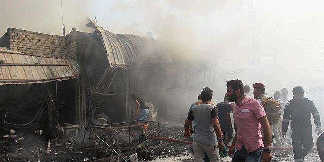 Irak'ta türbeye saldırı: 53 ölü