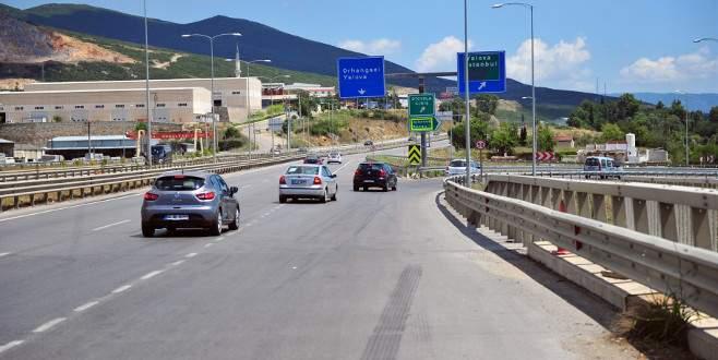 Osmangazi Köprüsü'nde trafik akışı normale döndü