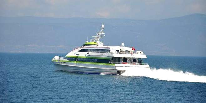 BUDO Karaköy iskelesini kullanacak