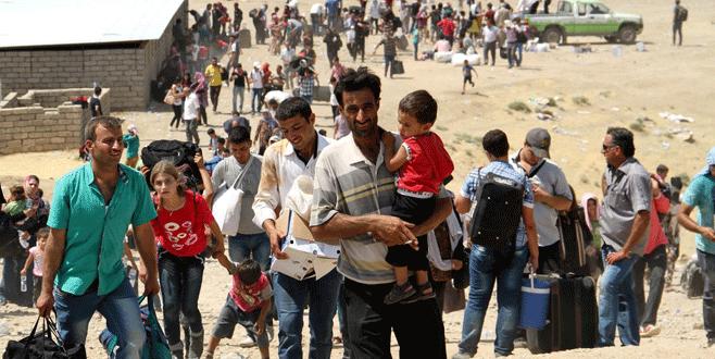 300 bin Suriyeli vatandaş olacak