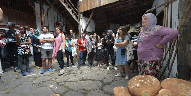 UNESCO için İznik'te büyük buluşma