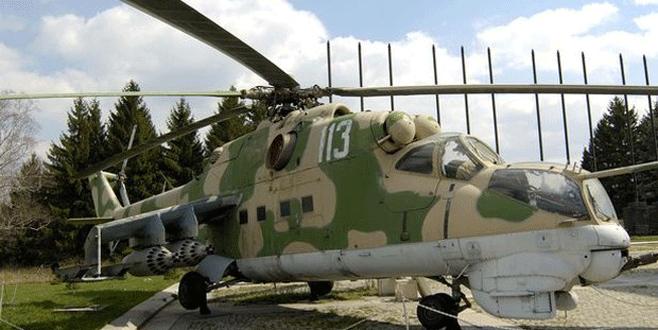 Rus helikopter vuruldu! 2 Rus pilot öldü