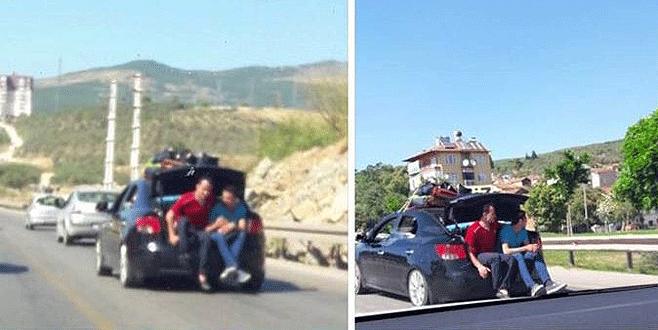 Bursa'da bagaj turizm