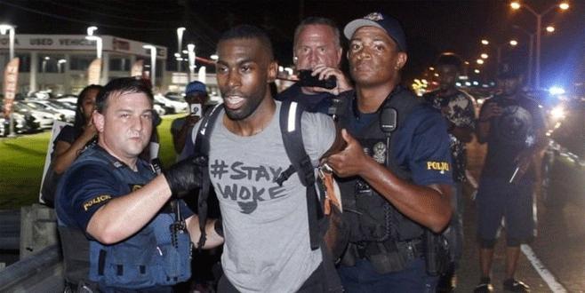 Gerginlik sürüyor: 80 gözaltı