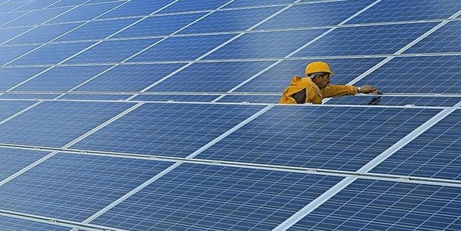 Lisanssız elektrik üretiminin aslan payı güneşte